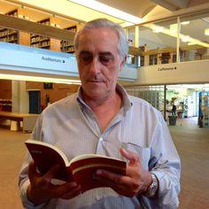 """""""Delitti in abbazia, nascosti da spesse mura""""  #reading #librarian"""
