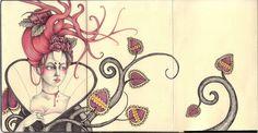 Queen of hearts by Siddartha.Babbii, via Flickr