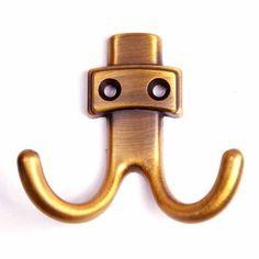 Wall Hooks / Hat &Coat Hangers / Wall Hook Antique Brass /Coat Rack Hooks…