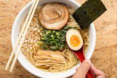 The Ol' Skool bowl at Ramen Tatsu-Ya. Photo by Credit Lobosucio Creative.