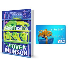 Mommy's Favorite Things: The Mortification of Fovea Munson + GIVEAWAY! Visa Gift Card, Seventh Grade, Halloween Season, To My Daughter, Projects To Try, Card Holder, Words, Giveaways, Gifts