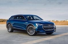 2017 Audi Q4 front