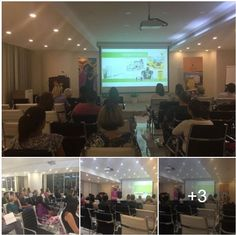 Business Presentation by Julie Buck ~ Soaring Manager  Here are some snaps taken during Julie Buck (Soaring Manager) training yesterday in Forever Living Product Center @ TECOM