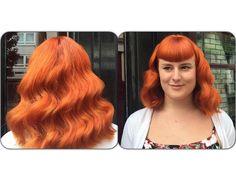 Hair by Lucie Luella