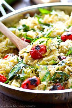 This healthy veggie-