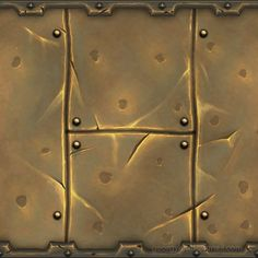 Show your hand painted stuff, pls! - Page 22 - Polycount Forum Texture Drawing, Texture Mapping, 3d Texture, Tiles Texture, Metal Texture, Texture Painting, Paint Texture, Game Textures, Textures Patterns