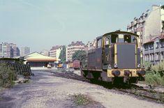 loco tracteur glacière gentilly Tramway, Glacier, Trains, The Neighborhood, Train Station, Ile De France, Tractor, France, Train