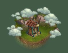 "social game ""klondike"" on Behance Game Props, Social Games, Environment Concept Art, Old West, Art Images, Big Ben, Behance, Apps, Travel"