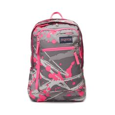 Shop for JanSport Insider Backpack in Gray Pink at Journeys Shoes. Shop today for the hottest brands in mens shoes and womens shoes at Journeys.com.The JanSport Insider Backpack features the following details and specificationsDetails Dedicated tricot lined 15 laptop compartment Large organizer pocket Front accessory pockets Easy access phone pocket Padded shoulder straps Side water bottle pocket Padded back panel Web haul handleSpecificationsCapacity 1464 cu in  24 LWeight 1 lb 4 oz  0.6…