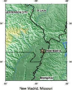 Newspaper Accounts of the New Madrid Earthquakes