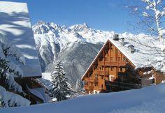Quoi de mieux en hiver qu'un chalet à Oz-en-Oisans? #ski Alpes du Sud