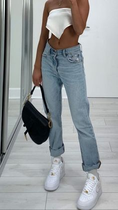 casual outfit ideas for women Chill Outfits, Mode Outfits, Cute Casual Outfits, Summer Outfits, Fashion Outfits, Beach Outfits, Autumn Outfits, Casual Clothes, Diy Clothes