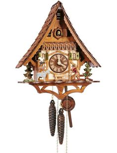 The 'new' Bremen Town Musicians clock