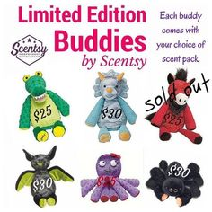While supplies last!! http://jennyhermel5.scentsy.us