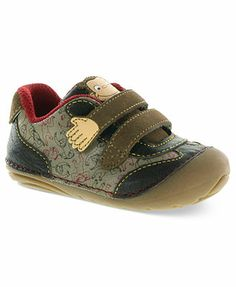 Stride Rite Kids Shoes, Toddler Boys or Baby Boys SRT SM Curious George Sneakers