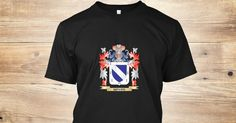Discover Hoyos Coat Of Arms   Family Crest T-Shirt only on Teespring - Free Returns and 100% Guarantee - Get this Hoyos tshirt for you or someone you...