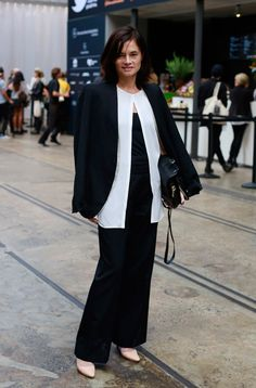 Aileen-Marr ~ via www.lifestyled.com.au What the Editors Wore series