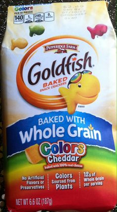 I received this free sample of Goldfish in exchange for my honest and unbiased opinions from Smiley360. Join me now to get in on the action http://h5.sml360.com/-/2ugvm #Freesample #Blogger #MommyAmbassador #Smiley360 #Goldfish #TheSnackThatSmilesBack #12GramOfWholeGrain