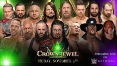"""WWE News: WWE Officially Removes 'Crown Jewel' From Calendar Of Events – Cancellation Expected. WWE cancelling """"Crown Jewel"""" could have huge implications in big fashion. Wwe Events, Wwe Pictures, Nxt Divas, Ufc News, Night Show, Usa Sports, Wwe Wallpapers, Pay Per View"""