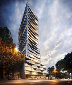 CGarchitect - Professional 3D Architectural Visualization User Community | Dudley Street High Rise Melbourne