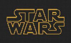 Star Wars Cross Stitch Pattern | Craftsy