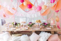 LENZO shares the biggest upcoming kids' party trends for 2018. We'll show you how to host your child's best party yet!
