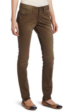 silver jeans aiko skinny in bronze - 71% off!
