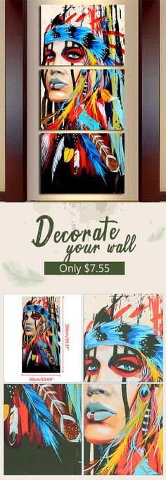 How to decorate your wall in 1 minute? Guys, click the pic or the visit button to check out our purchasing page if you'd like to have one:)