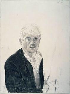 David Hockney, Self-Portrait