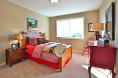 Gallery - Creative Homes. Amazing kids bedroom in one of our homes in the neighborhood Liberty West, located in Stillwater Minnesota.