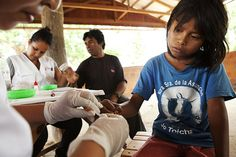 Doctors Without Borders in Paraguay