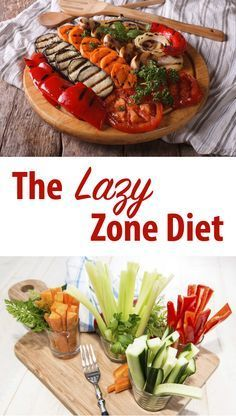 """Created by biochemist Dr. Barry Sears, the Zone Diet is based on fitting your diet into a fat-melting """"zone,"""" where you get about 40% of your calories from carbs and 30% each from fat and protein. Unlike fad diets, the Zone Diet lets you eat virtually any healthy food, so you can enjoy your favorite meals and stick with it without feeling deprived. You'll look healthy, radiant, fit and lean, and feel energized and satisfied with your diet."""