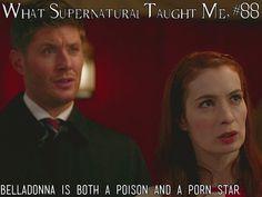 What Supernatural Taught Me 88