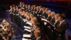 VI. Handel  The king shall rejoice - The Sixteen - Conducted by Harry Christophers - BBC Proms 2009 - YouTube