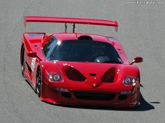 Ferrari F50 GT, Goes like a hurricane, just without the mindless destruction