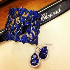 Chopard Red Carpet Collection at Cannes ~ Instagram