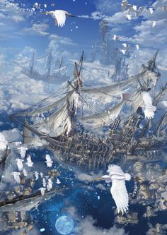ship fantasy