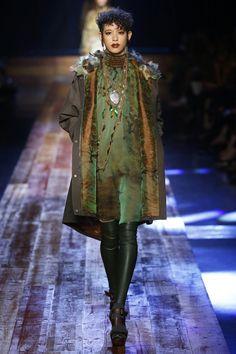 Jean Paul Gaultier | Haute Couture - Autumn 2016 | Look 24