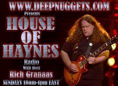 House of Haynes Show #17 »  Originally aired on http://deepnuggets.com – 7/21/2013