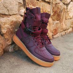Nike Air Force 1 SF AF1 Deep Burgundy  Size Man - Precio: 16990 (Spain Envíos Gratis a Partir de 99) http://ift.tt/1iZuQ2v  #loversneakers#sneakerheads#sneakers#kicks#zapatillas#kicksonfire#kickstagram#sneakerfreaker#nicekicks#thesneakersbox #snkrfrkr#sneakercollector#shoeporn#igsneskercommunity#sneakernews#solecollector#wdywt#womft#sneakeraddict#kotd#smyfh#hypebeast#nikeair #airforce #Nikeairforce