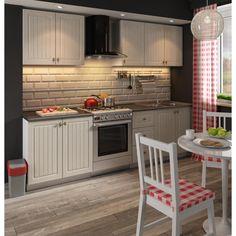 Zestaw mebli kuchennych LEA MEBLE OKMED - Meble kuchenne w zestawach - w atrakcyjnej cenie w sklepach Leroy Merlin.