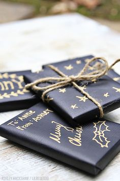 25+ Easy & Creative Gift Wrapping Ideas |