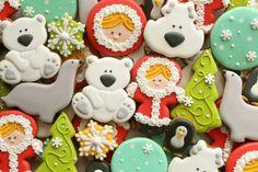 Kerstmis koekjes - Christmas Cookies