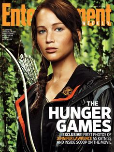 Character inspiration from 'The Hunger Games': Honor in 'Fledgling' and 'Nestling.'