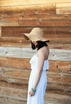 One-Piece Wonders: The Maxi Dress, Sundress, and Romper #theeverygirl