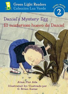 1st Grade Spanish Refresher. Daniel finds an egg. What kind of animal will this mystery egg hatch? Imaginations run wild as the kids in Daniel's class guess what sort of surprise the egg has in store.