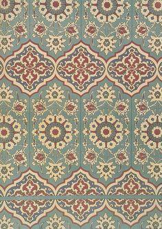 Арабский и персидский орнаменты. #85