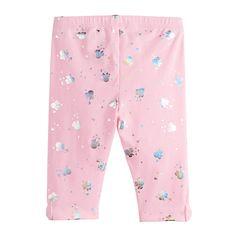 Disney's Minnie Mouse Toddler Girl Bow-Hem Capri Leggings by Jumping Beans® | Kohls Baby Girl Pants, Jumping Beans, Girls Bows, Capri Leggings, These Girls, Toddler Girl, Minnie Mouse, Tees, Disney