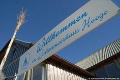 Schutzstation Wattenmeer - Seminarhäuser - Hooge