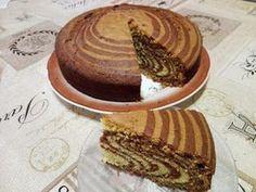 Κέικ ζέμπρα Εντυπωσιακό και πεντανόστιμο! #Γλυκά